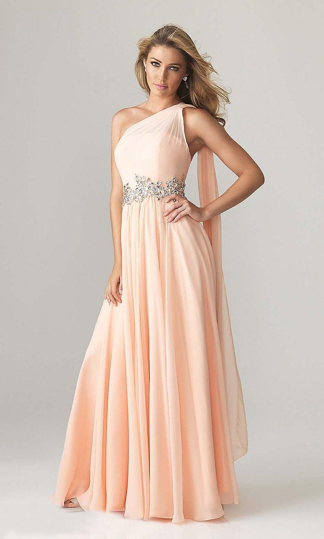 Vestidos largos rosa fiesta