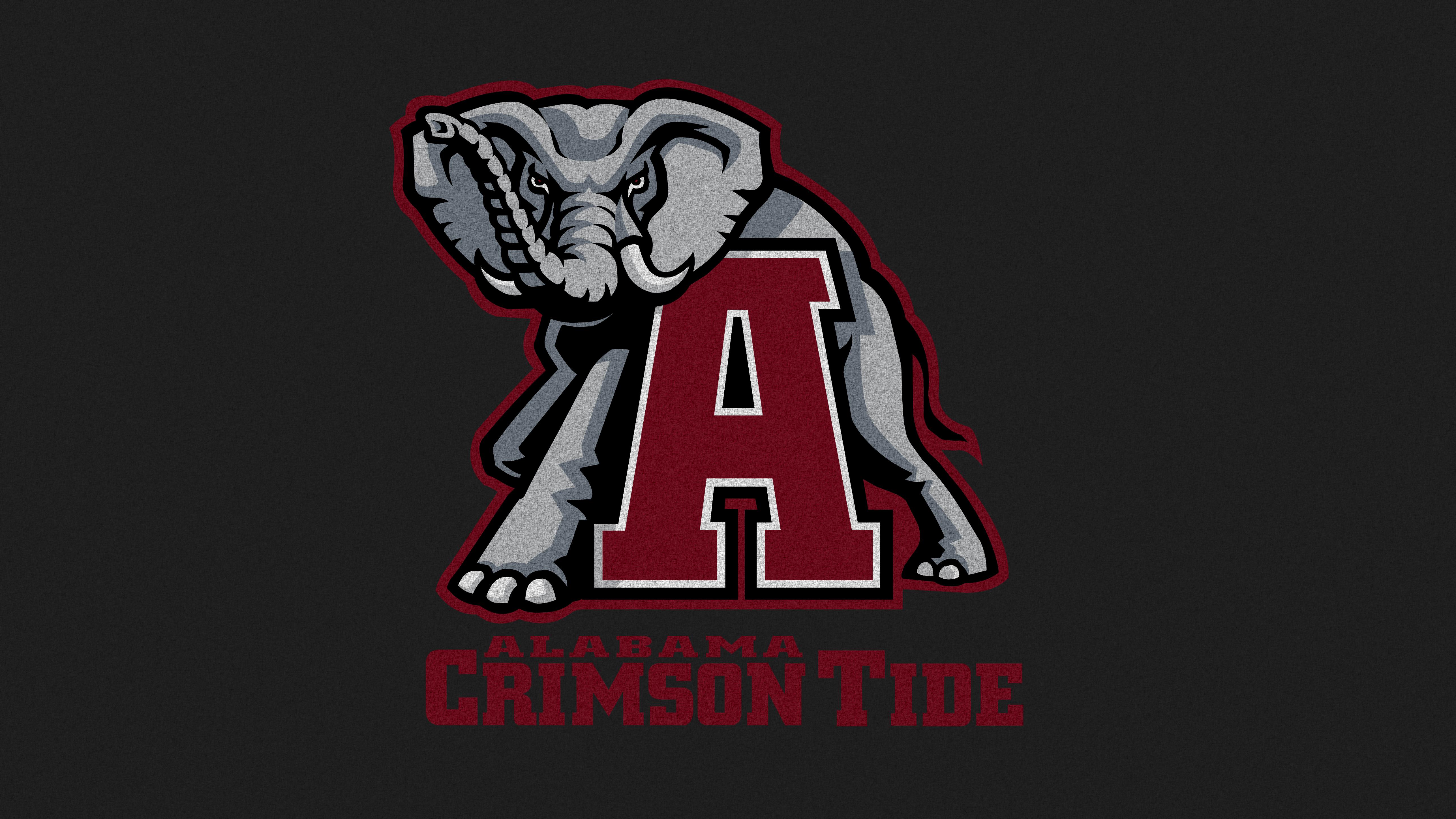 New Logo 7 Alabama Football Alabama Football