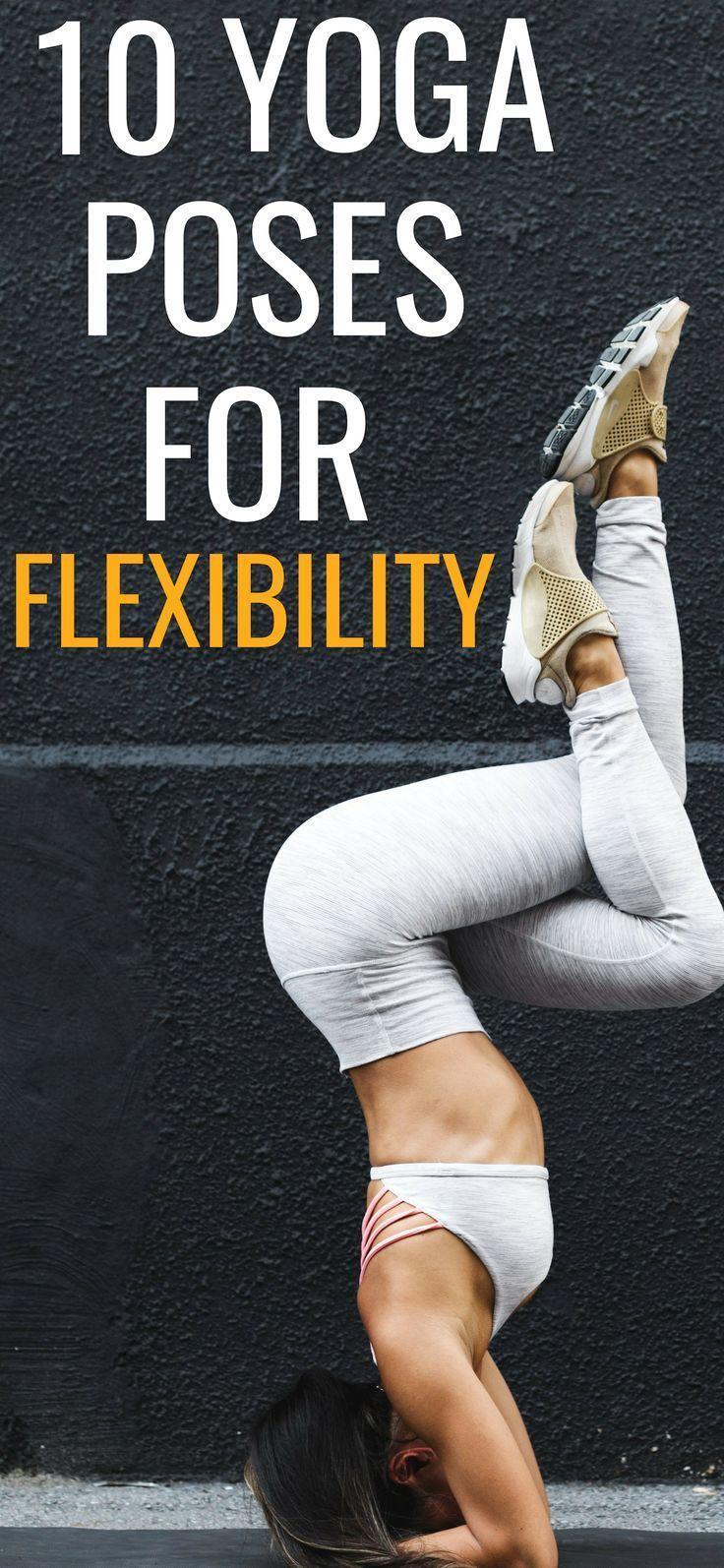 Yoga For Beginners: 10 Yoga Poses for Flexibility – Meraadi