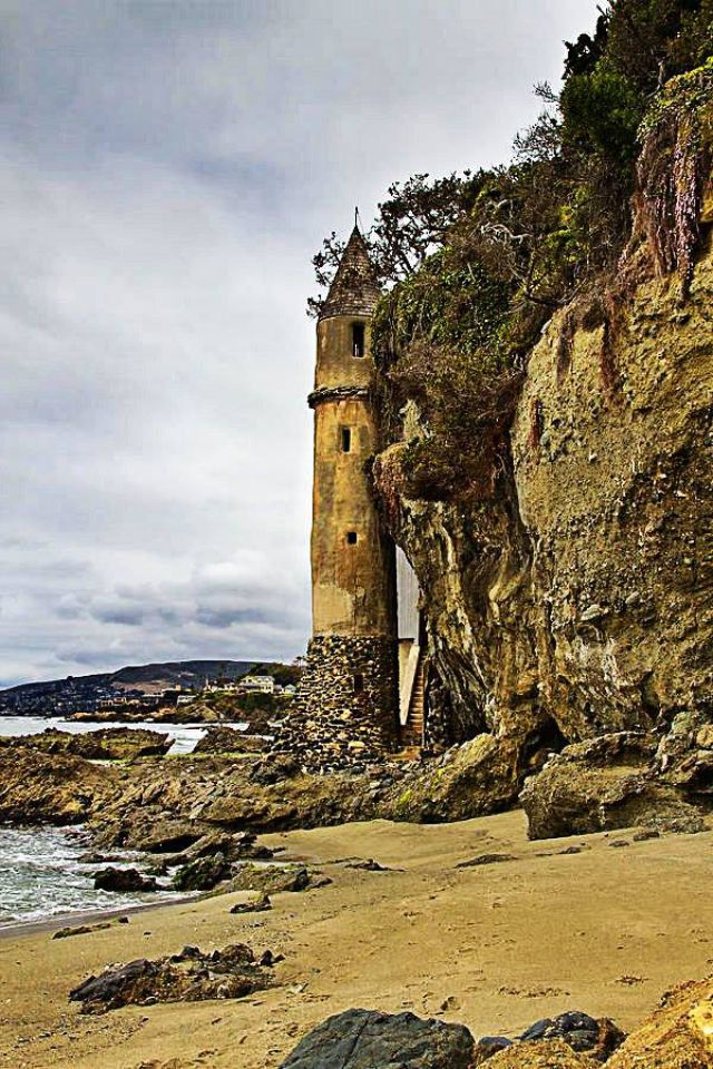Locals whisper rumors about pirates, snipers, and restless spirits, but you can explore the history of the strange tower for yourself. P.S. The entrance only opens at low tide