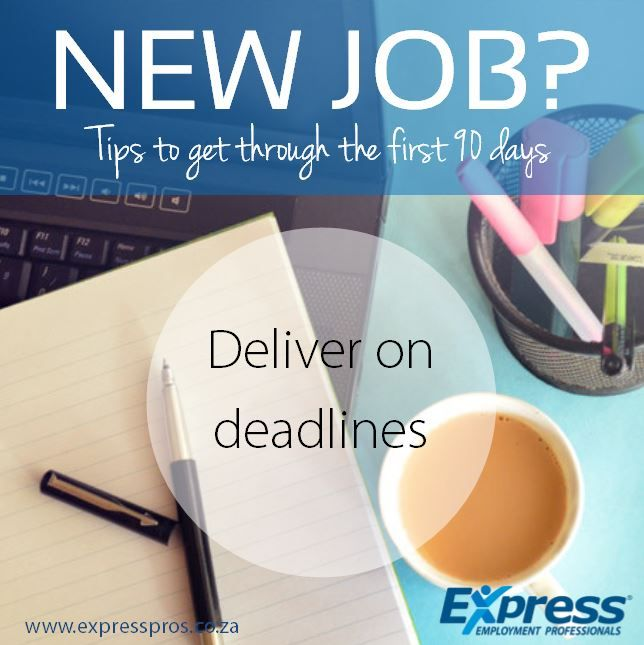 Starting a new job? Here are some tips to get through your first 90 days
