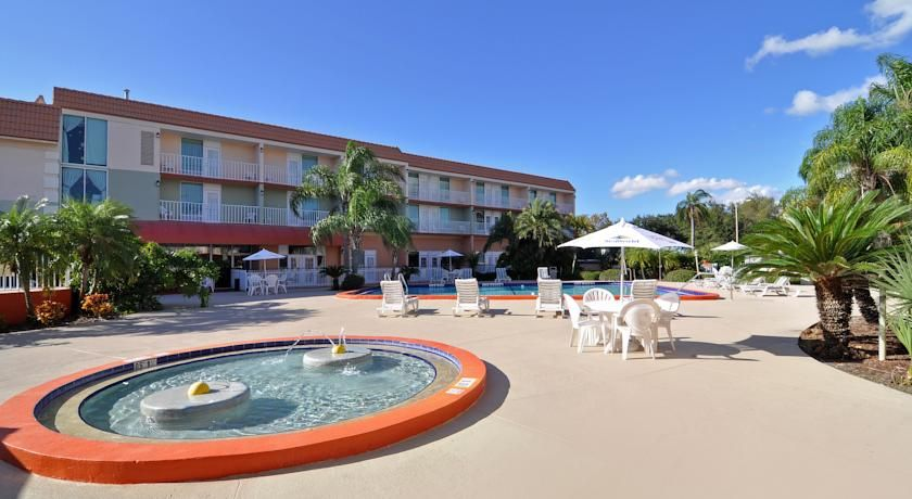 Clarion inn suites clearwater clearwater centred in the