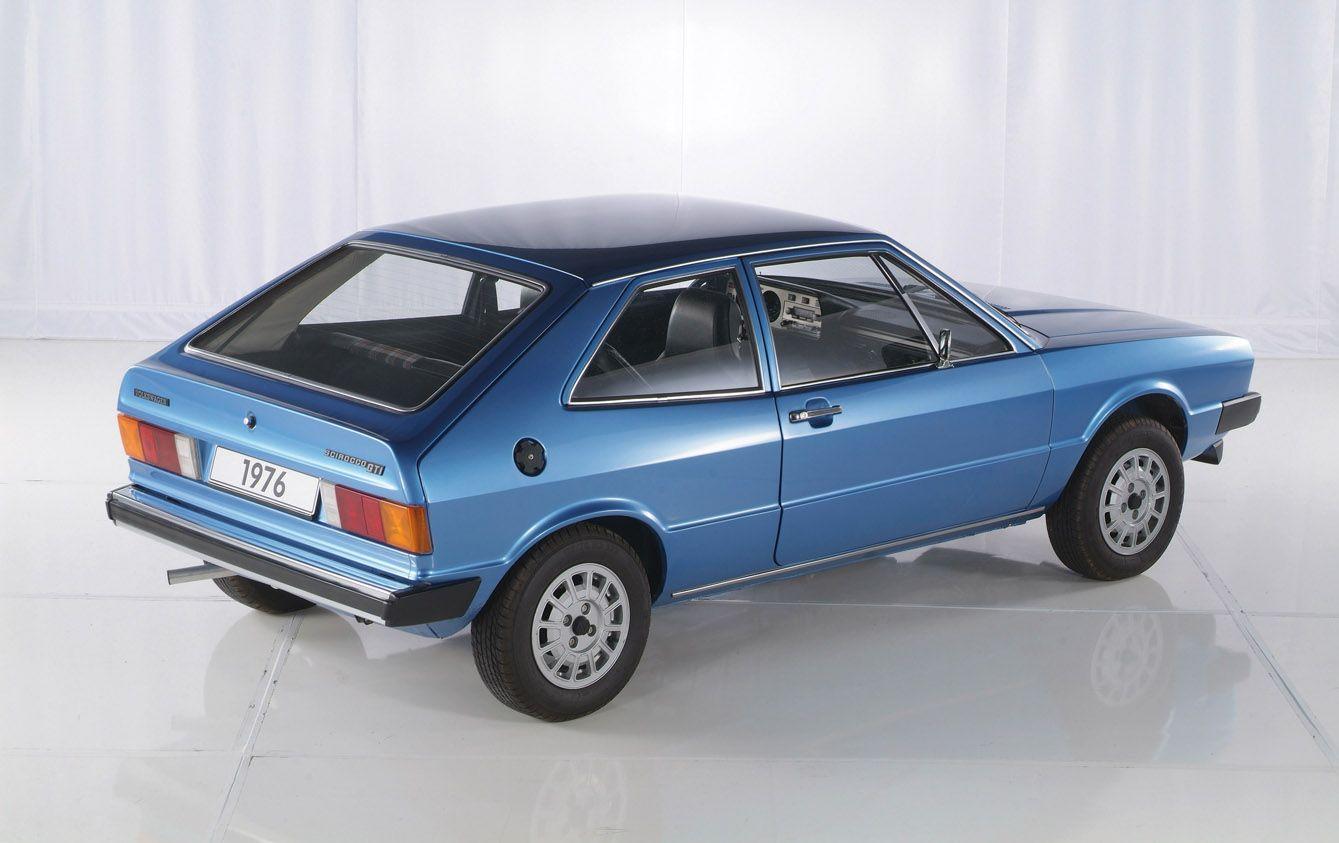 1976 Volkswagen Scirocco GTI