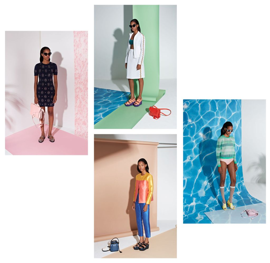 going back in time: Opening Ceremony SS13 lookbook!