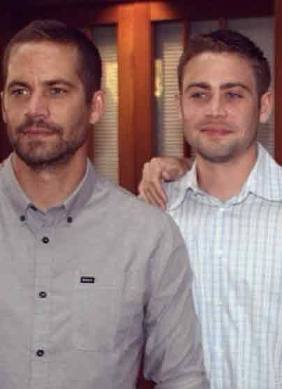 Paul Walker's Brother Has a Special New Role (But, No, It's