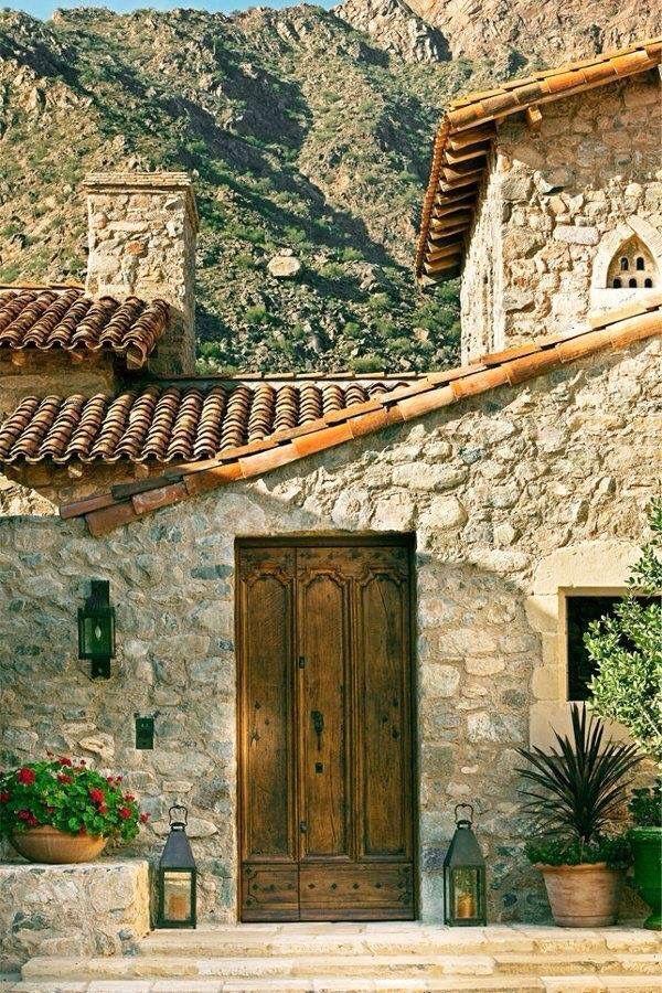 italienisches steinhaus bella italia bei dir zuhause haus t ren und haus pl ne. Black Bedroom Furniture Sets. Home Design Ideas