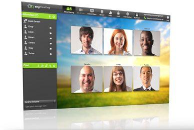 Free Web Conferencing Software Free Online Meetings Free Webinar