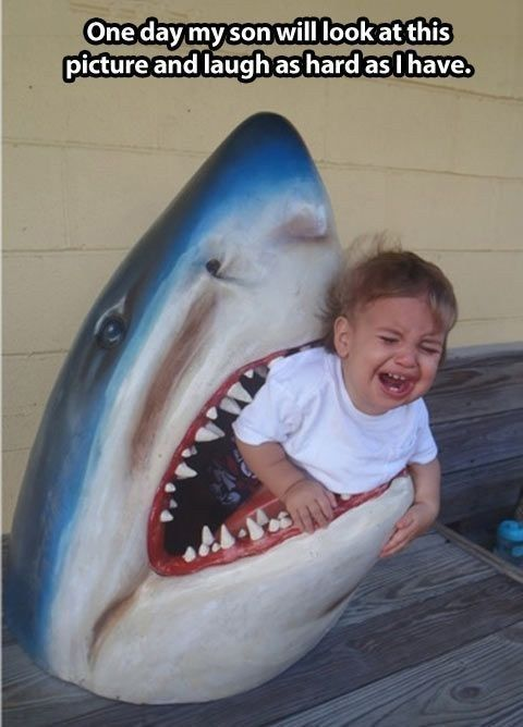 21 Photos Guaranteed To Make You Laugh Every Time Funny Commercials Funny Kids Funny Pictures