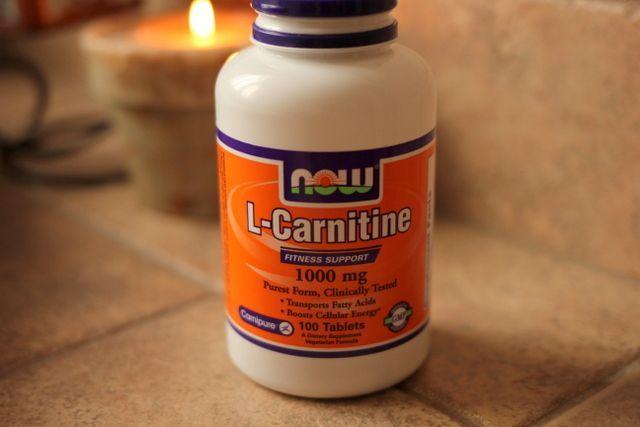 carnitina para perder peso