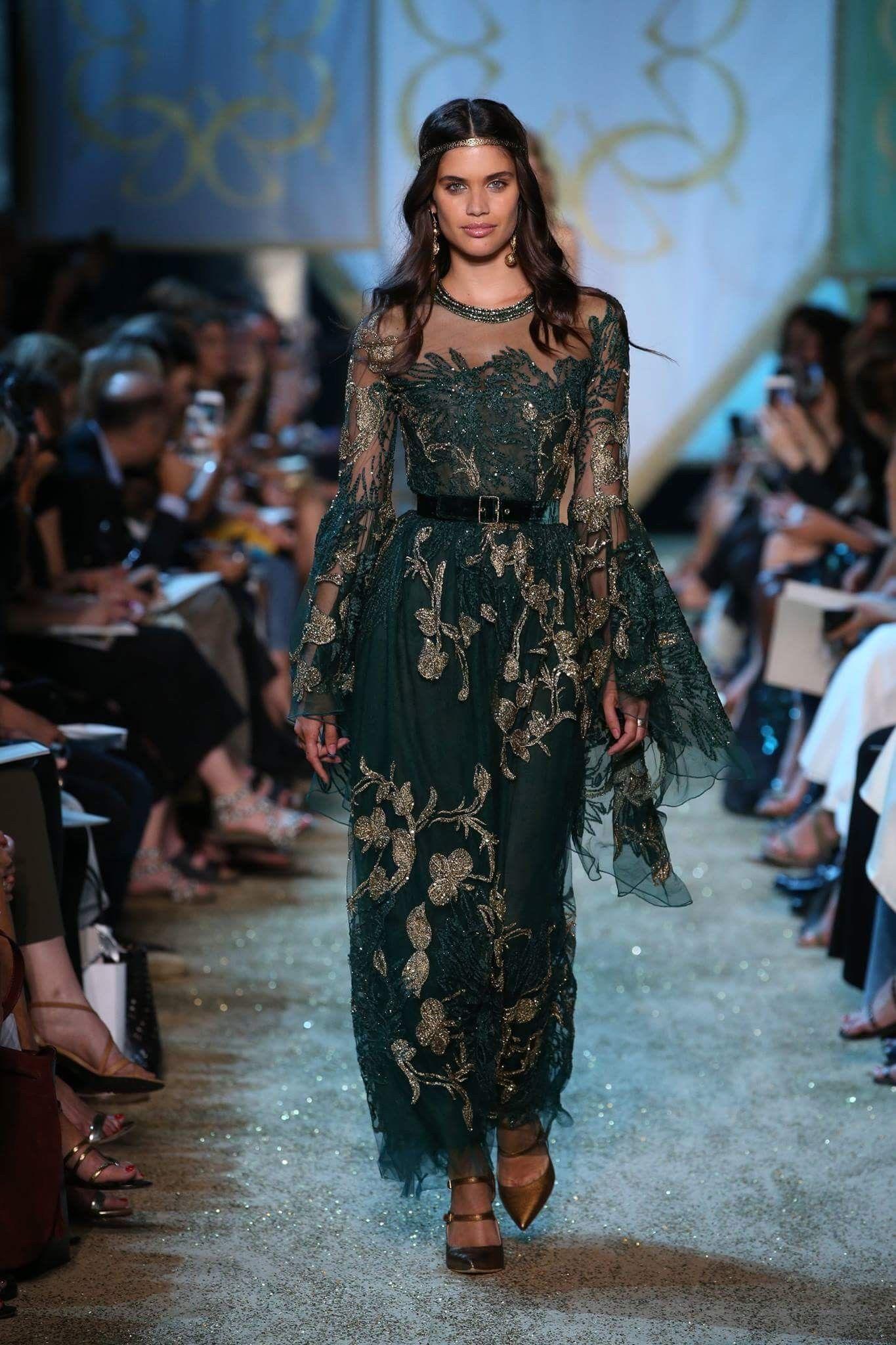 Elie Saab Haute Couture Fall 2017/18   DESIGNER GOWNS   Pinterest ...
