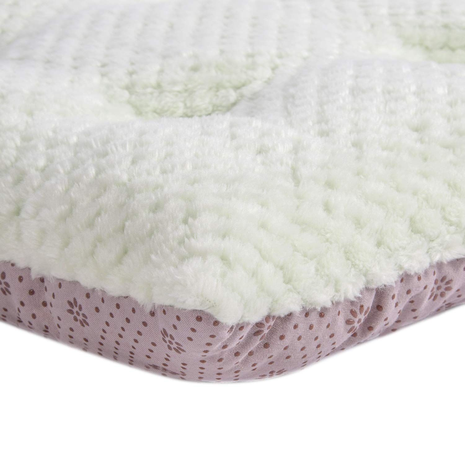 WONDER MIRACLE Fuzzy Deluxe Pet Beds *** Check out the