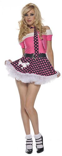 Poodle Skirts And Costumes Arent Just For Sock Hops Anymore Weve Got Adult Pink Ladies Jackets Grease All Ages Sizes