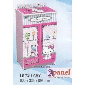 Pin By Lee On Furniture Anak Rak Sepatu Kitty Decorative