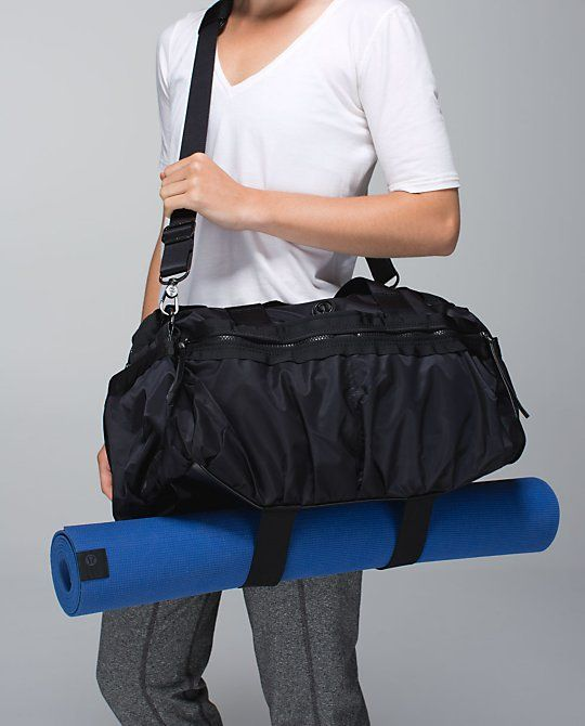 c88b6c4be20 Lululemon Gym To Win Duffel | Active wear...most of my closet | Bags ...
