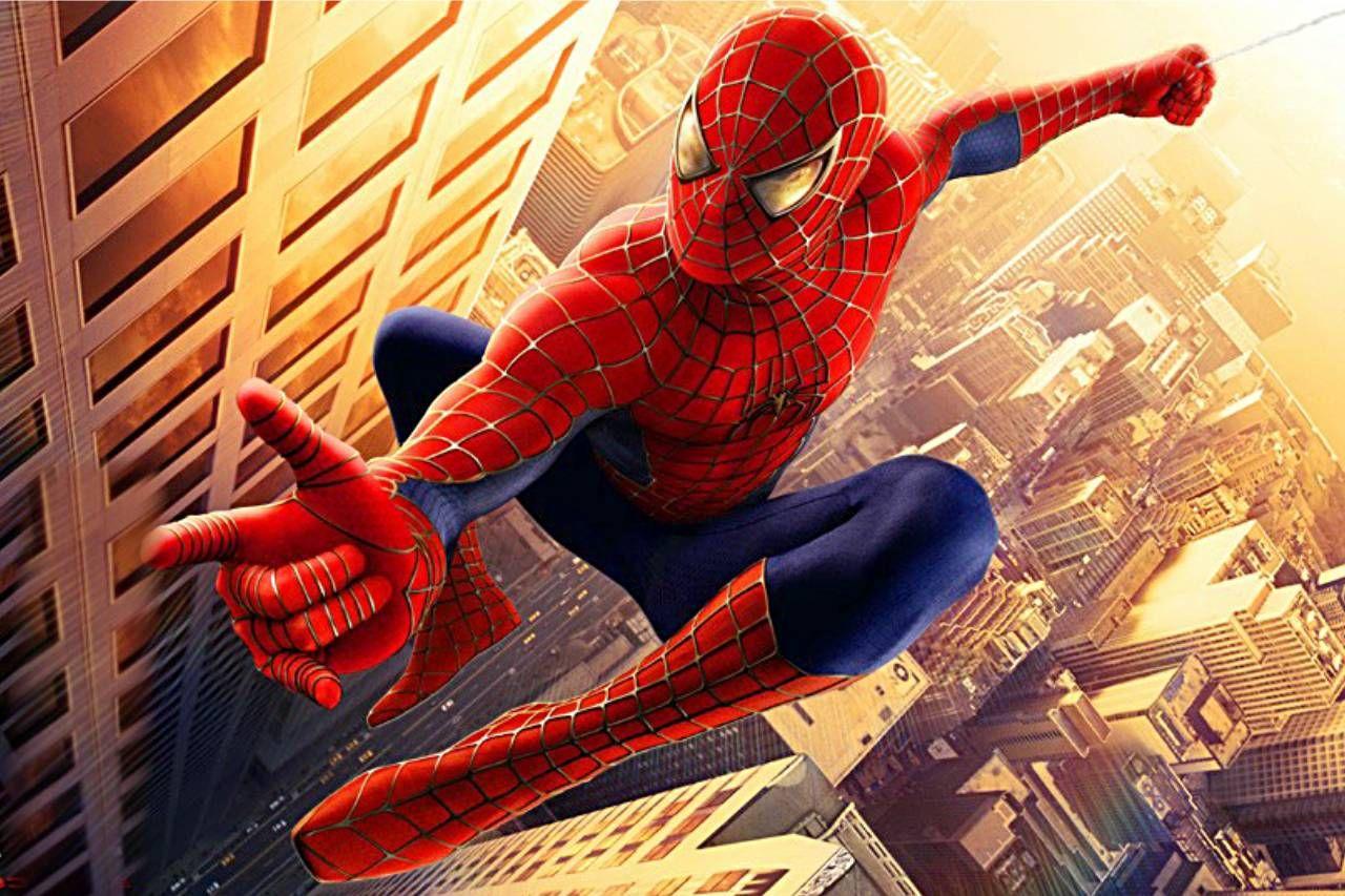 Spiderman Movie Costume   allspidermansuit