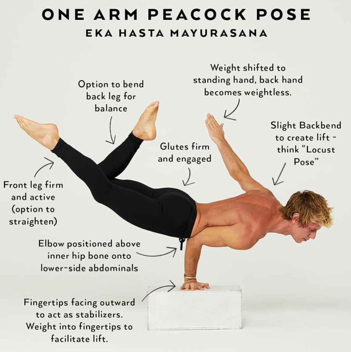 Love this Arm Balance Pose ❤️ challenging & strengthening Check ...