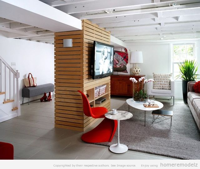 Top Five Uses For A Basement Space Amazing Design