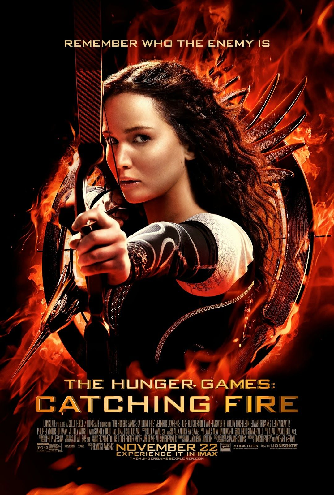 my side of life: the hunger games: #catchingfire giveaway | giveaway