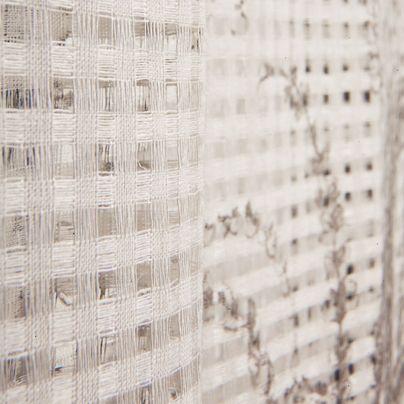 Lavernia (visillo by Equipo DRT) Elegante #tela para cortinas con