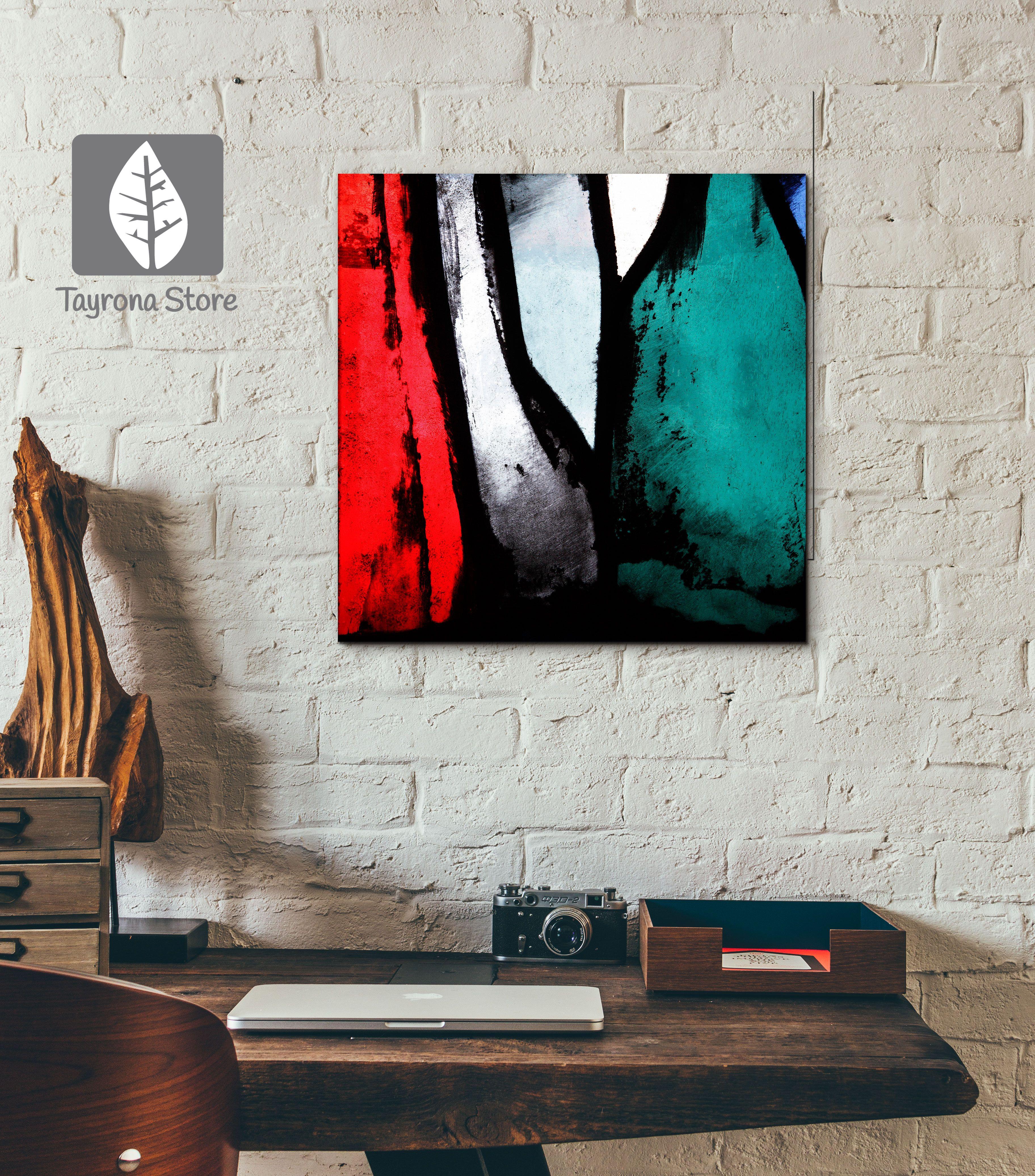 Cuadros Decorativos abstracto-24 #tayronastore,#cuadros #decorativos ...
