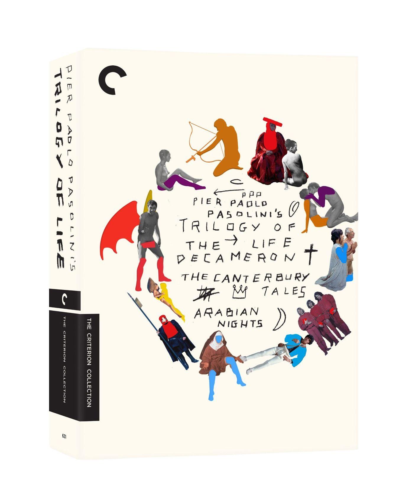 Trilogy of Life Box Set