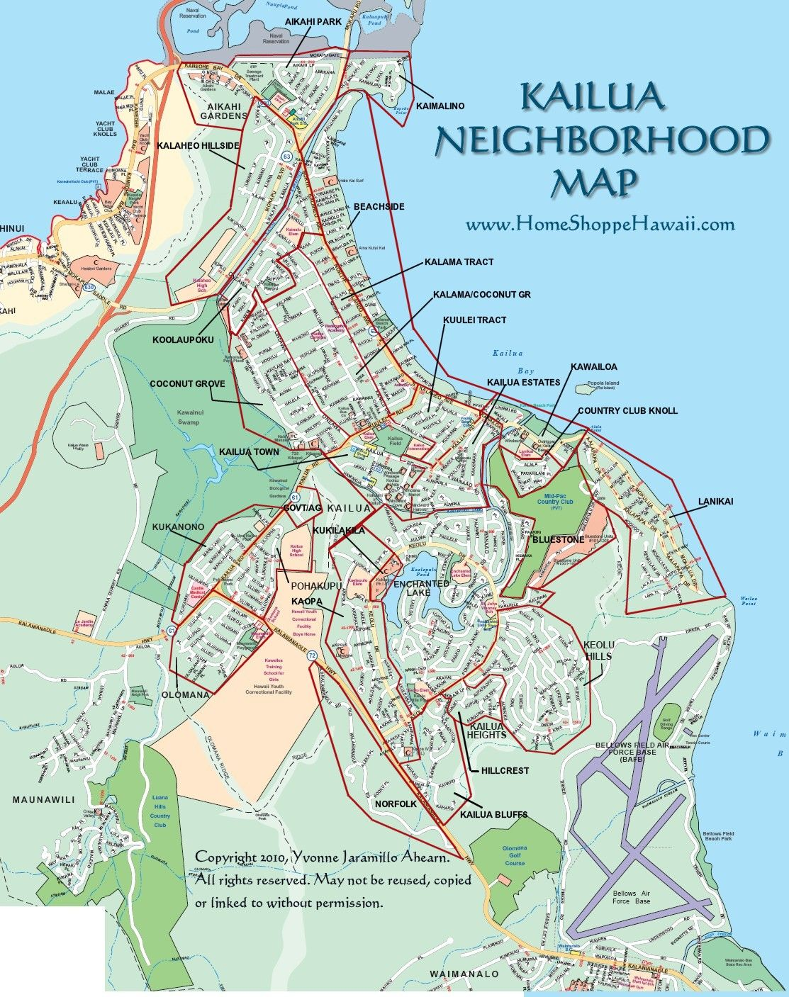 NEIGHBORHOOD BOARD OAHU MAP | Oahu Bits | Pinterest | Oahu and Hawaii