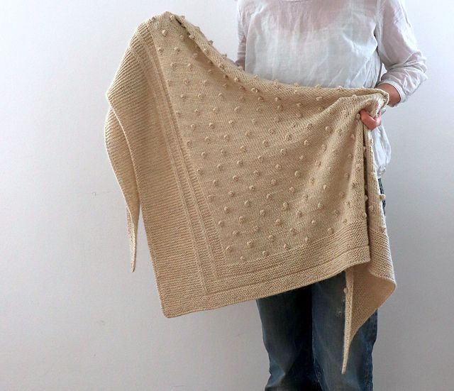 Violeta Asymmetric Shawl Pattern By Isabell Kraemer (With
