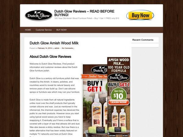 Dutch Glow Reviews Amish Wood Polish Amish Wood Milk Wood Polish Pure Leaf Tea Bottle