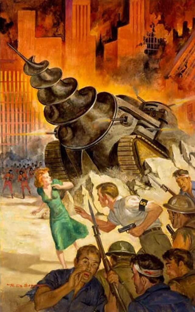 Rafael De Soto  The Underminer (