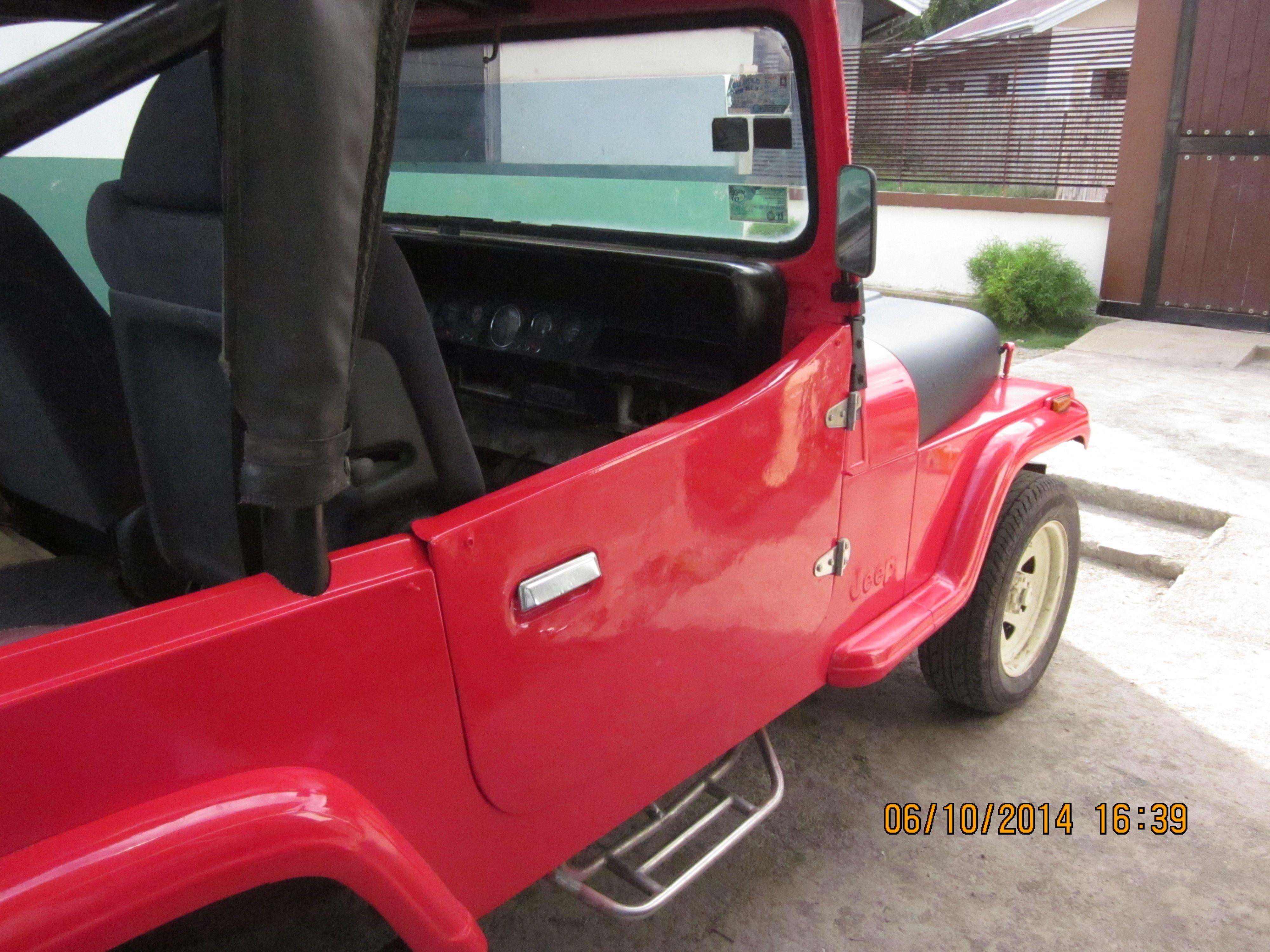 Jeep Wrangler RJ-94 Full Body Restorations and Repainting. The beautiful door. & Jeep Wrangler RJ-94 Full Body Restorations and Repainting. The ... pezcame.com