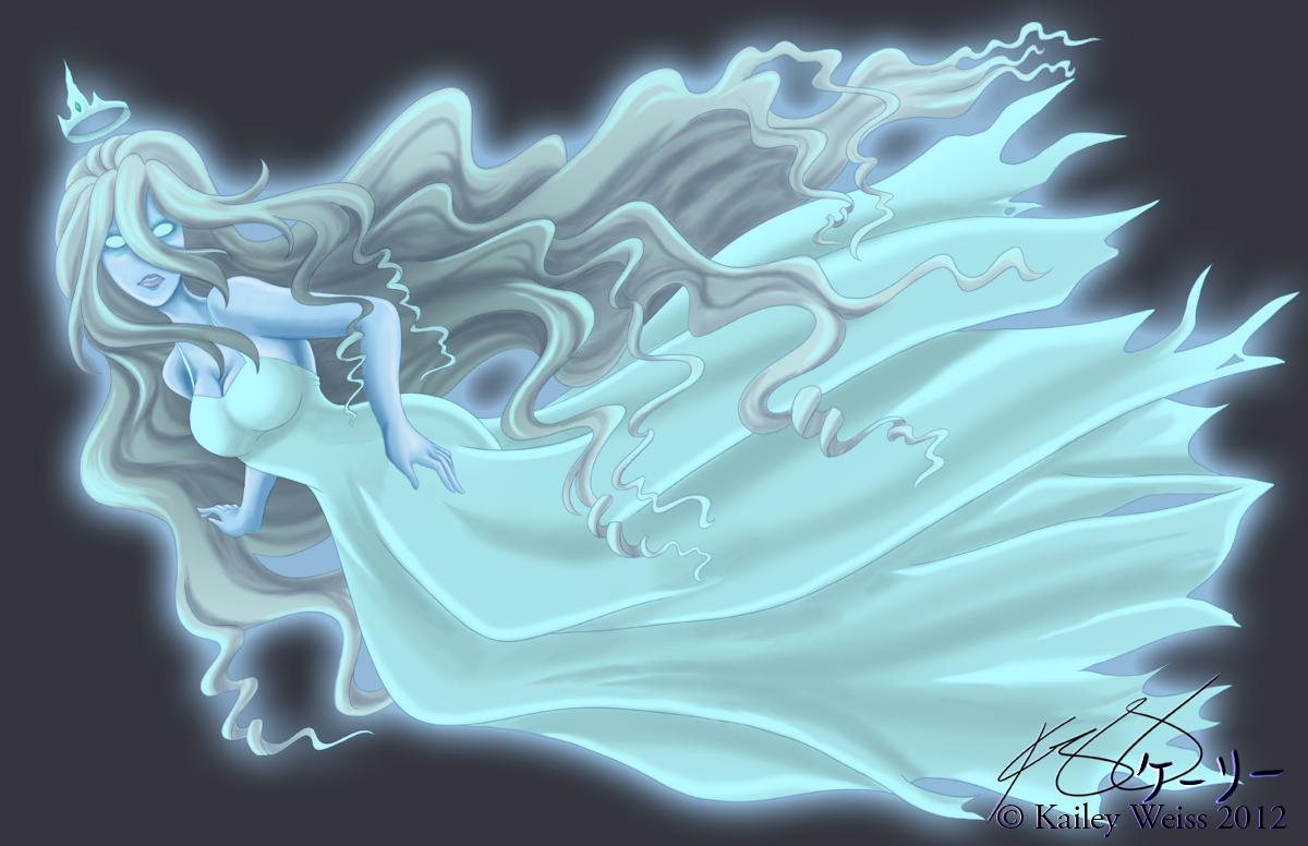 Ghost Princess Adventure Time
