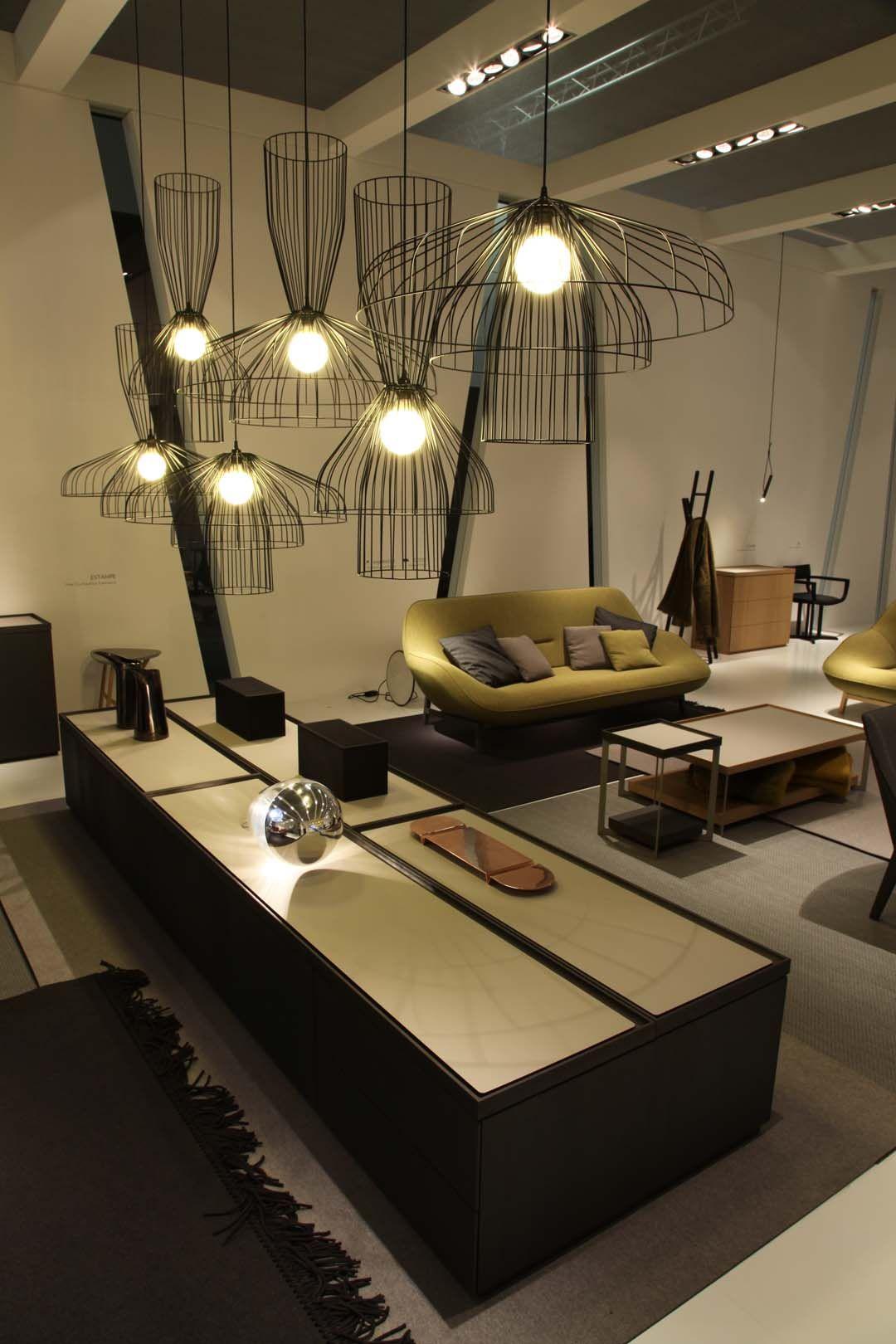 parachute ligne roset auf der imm cologne 2014 pinterest. Black Bedroom Furniture Sets. Home Design Ideas