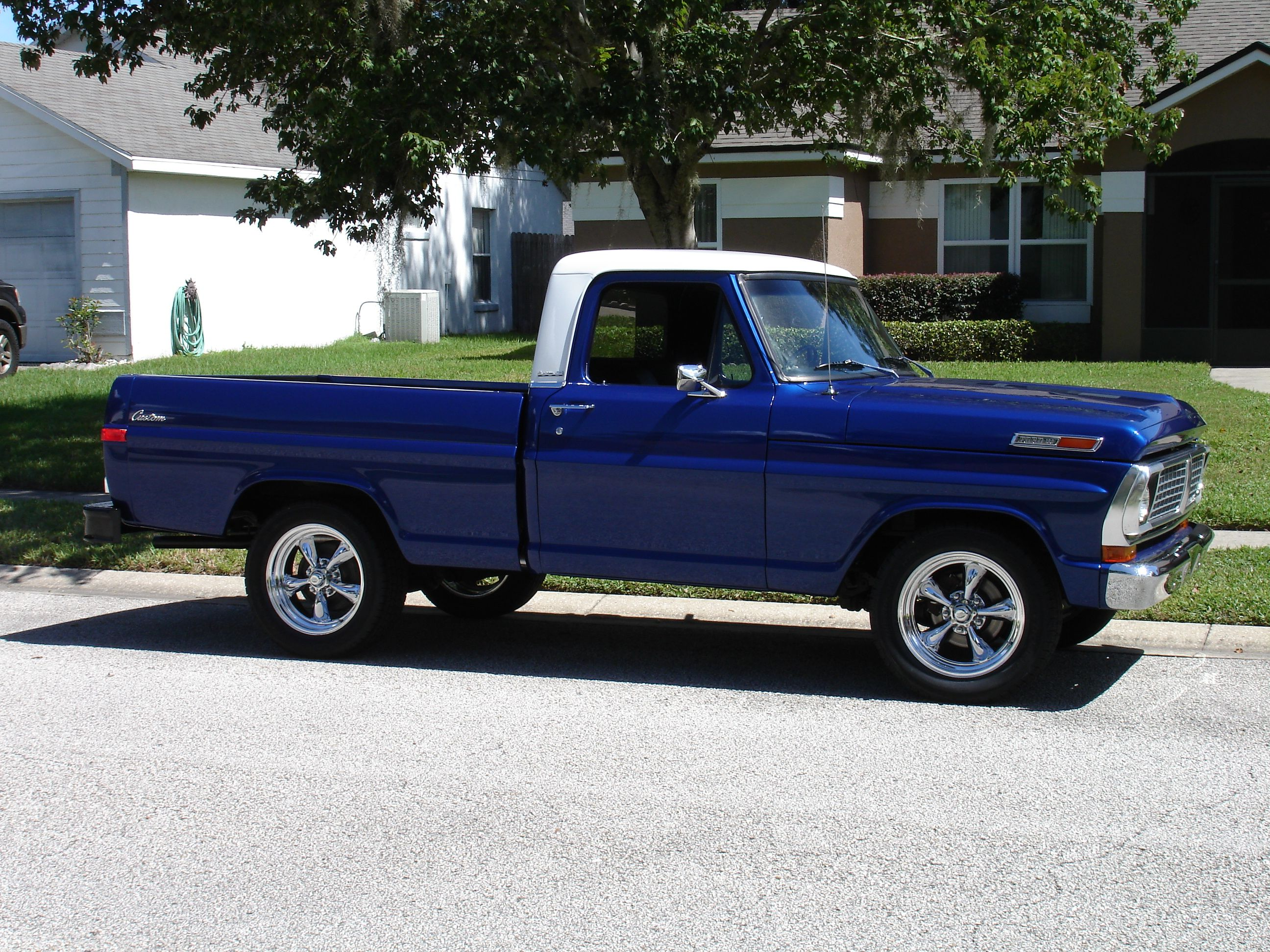 1970 Ford F100 | TRUCK\'S | Pinterest | Ford, Vehicle and Ford trucks