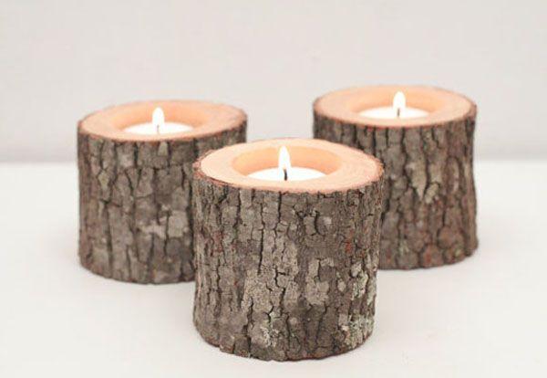 Haz objetos decorativos reciclando ramas secas. La publicación de hoy se centra en la realización de diversos objetos de decoración realizados con madera en su estado natural. Esto lo vamos a conseguir reciclando ramas y tronquitos secos. Ver el artículo http://bricoblog.eu/objetos-decorativos-con-ramas-secas
