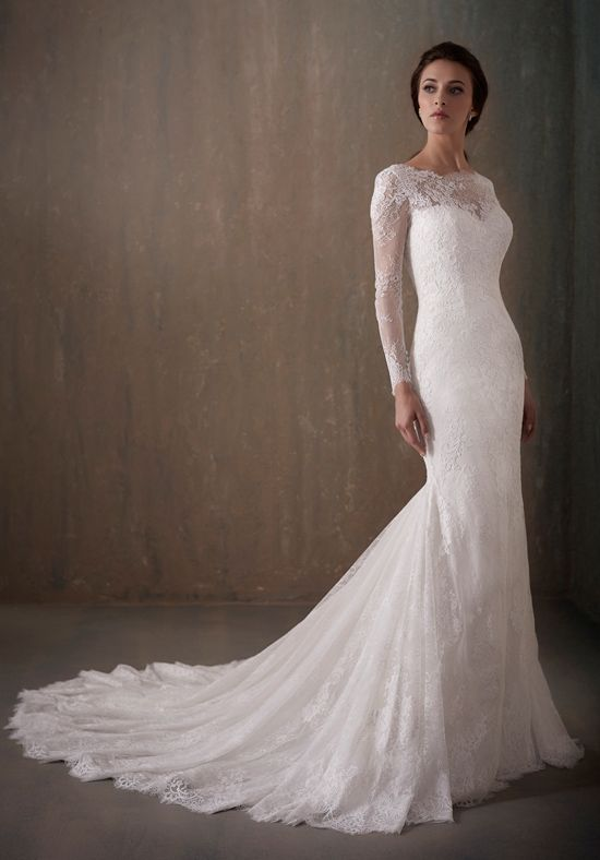 e494efb4df Pin by The Knot on Wedding Dresses