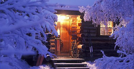 cozy in finland