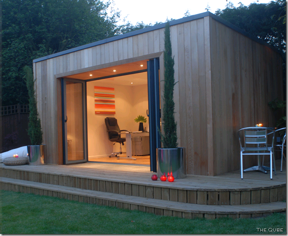 Very modern love it Studios and sheds Pinterest Modern