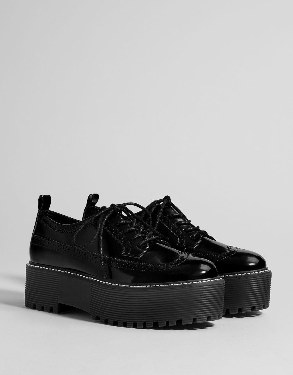 En Ésta Zapato Prendas Muchas Otras Plataforma Descubre Y Picados 6aBwa4