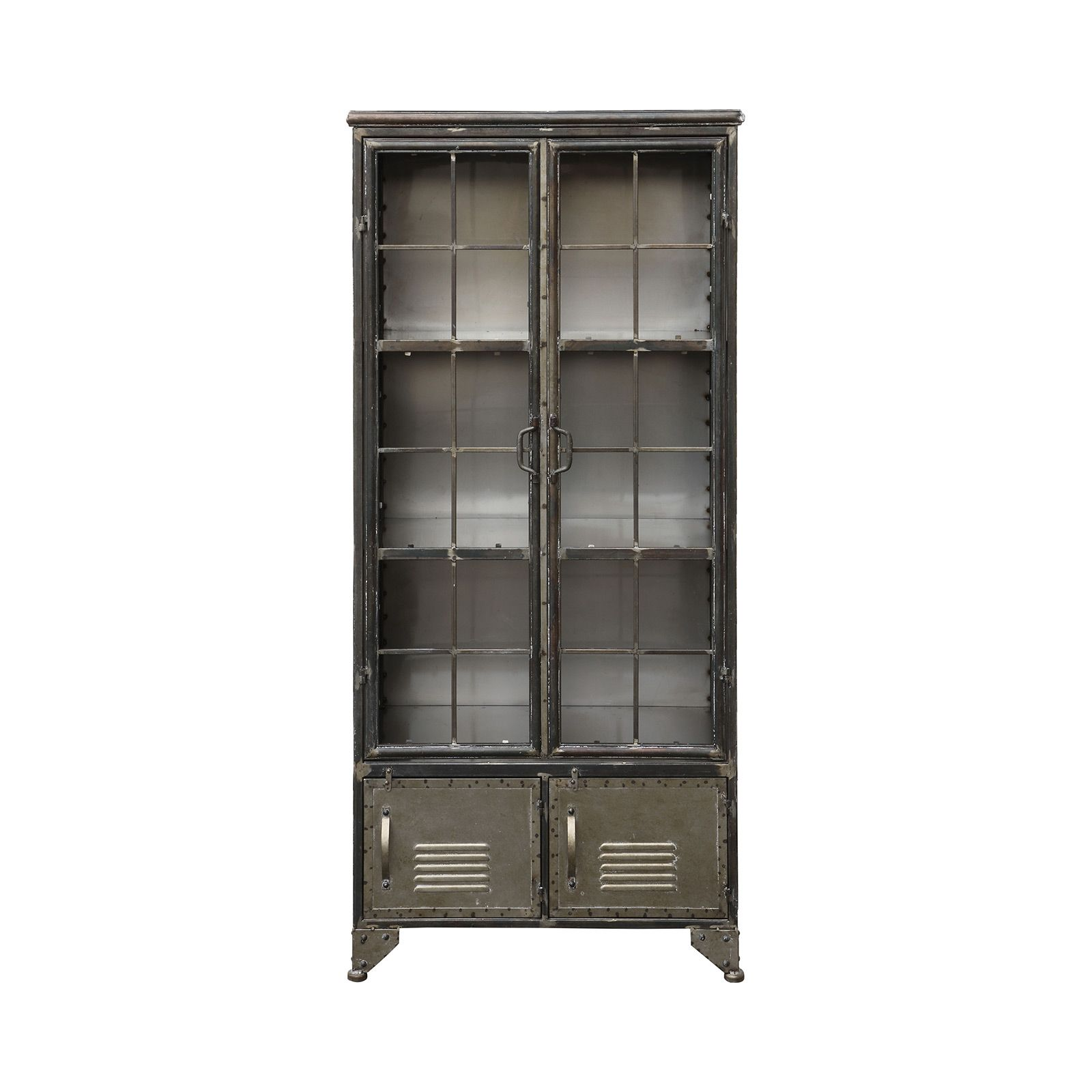 Decorative Industrial Shelving If Youre Serious About Diving In To An Industrial Themed