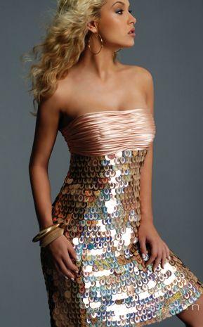 Cocktail Dresses Sequin - Ocodea.com