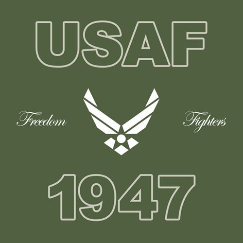 Usaf 1947 Air Force Love United States Air Force Us Air Force