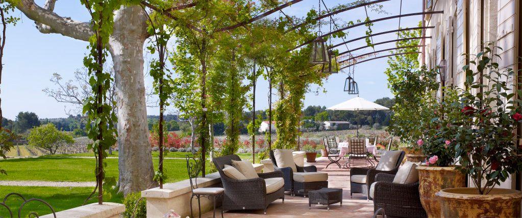avignon guest room wines bed and breakfast vente en ligne Chateauneuf-du-Pape Cotes du Rhone village reservation 84