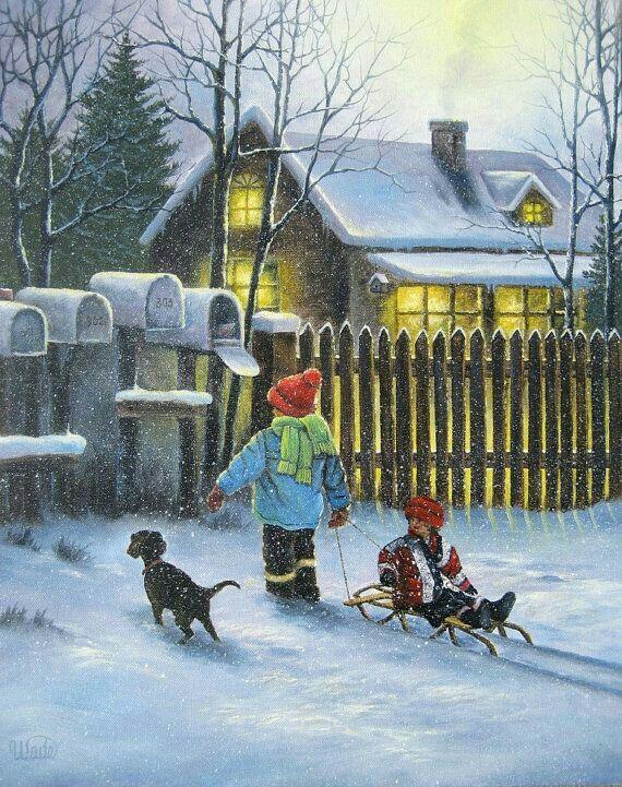 Vickie Wade painting