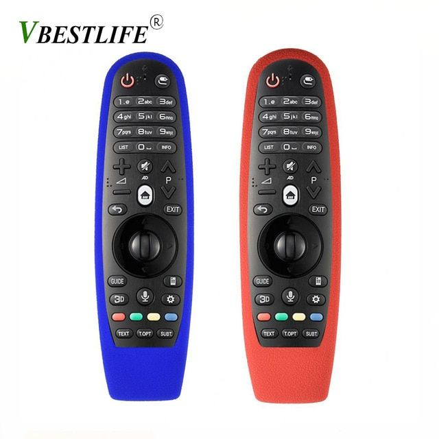 VBESTLIFE Soft Silicon Case For LG Smart TV Remote Control