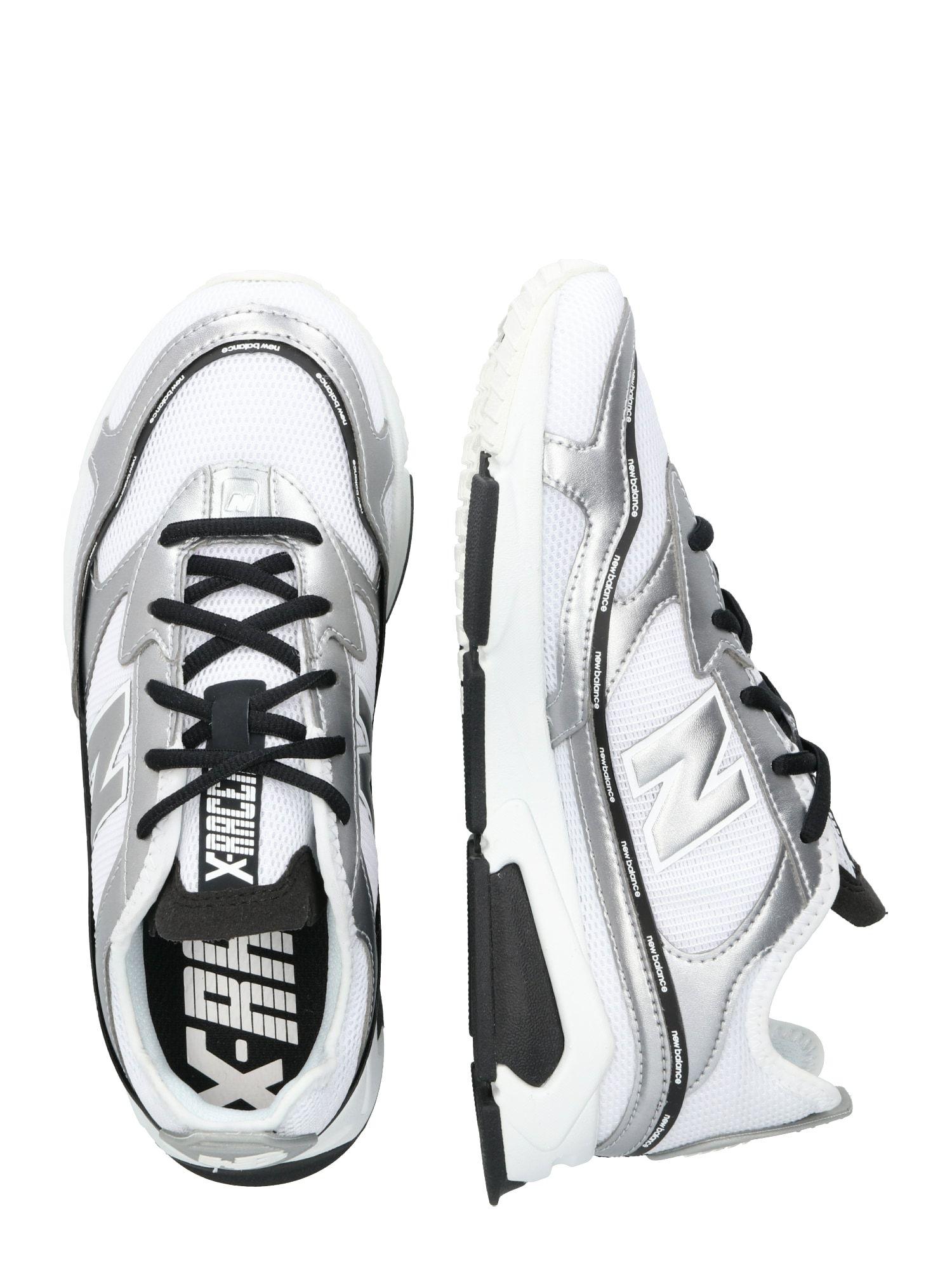 New Balance Sneaker Damen, Schwarz / Silber / Weiß, Größe ...