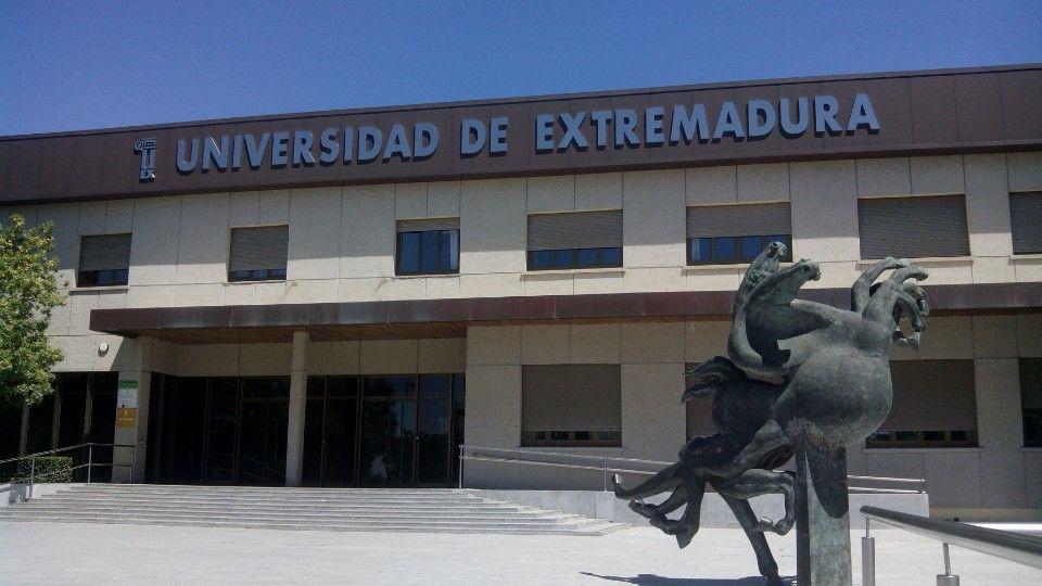 Rectorado Universidad De Extremadura en Badajoz, Extremadura