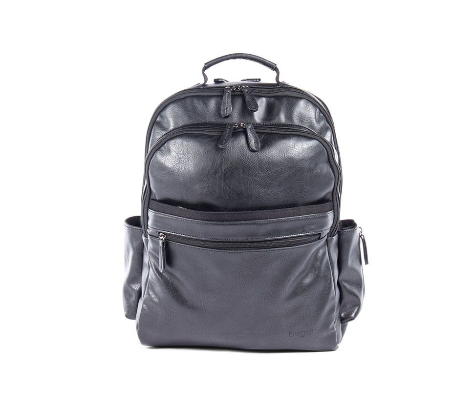 fcd53aa25388 VALENTINO BACKPACK VEGAN LEATHER By Bugatti 80.00  CAD VALENTINO - Backpack    Bugatti business