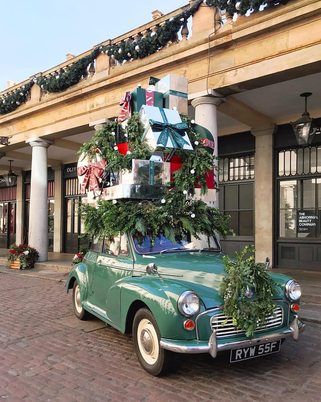 Decorazioni Natalizie Londra 2019.Covent Garden Photo By Shelbybisou On Ig London Calling Nel