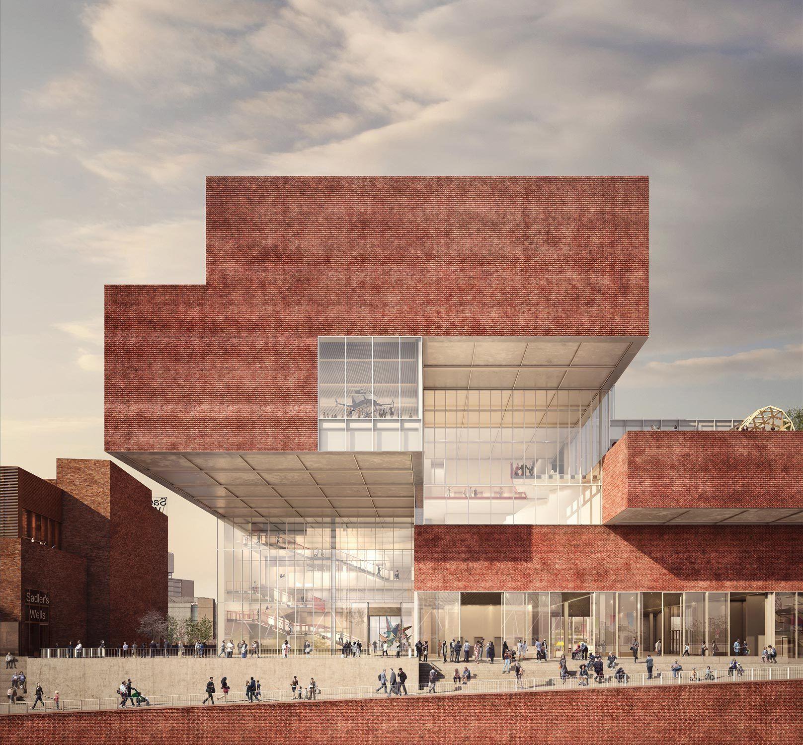 Creative Hub East - Nachnutzung des Olympic Park in London #arquitectonico