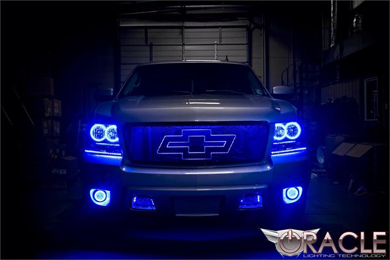Oracle Lighting Technology Chevy Trucks Avalanche Truck Chevy Avalanche